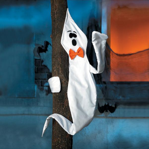 2 x Gruseliger und lustiger Geist Gespenst Halloween Gespensterparty Gespenster Deko Party Dekoratio