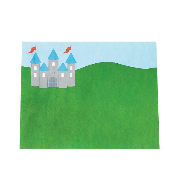 12 x Haftspiel Klebespiel Prinzessinnen Fee Königreich Klebebilder Aufkleber Sticker Mitgebsel Gebur