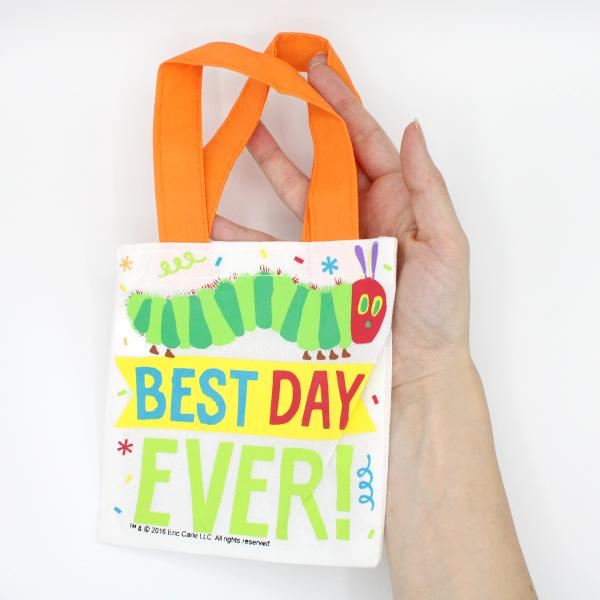 6 x Raupe Tasche Tragetasche Beutel Geschenketüte Verpackung Mitgebsel Mitbringsel Giveaway